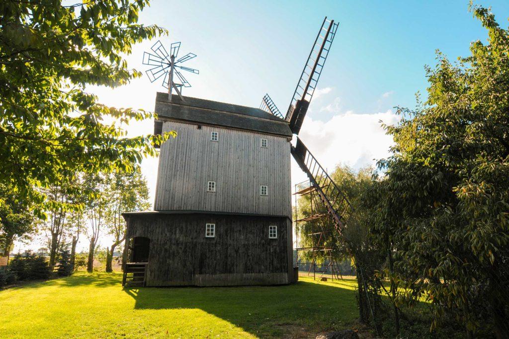Mittelsachsen   Kreis Döbeln - Ländlicher Raum   Windmühle